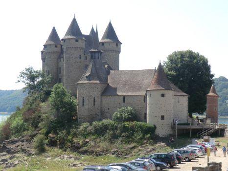 château de val in frankrijk
