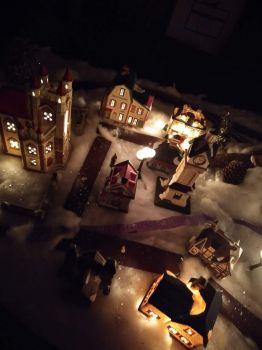 Christmas Village 1