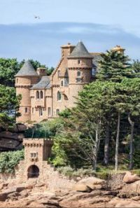 Castle or house