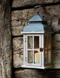 Weathered Wood - Lantern