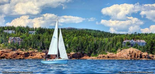 Welcome to Acadia, Maine
