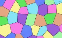 pastell mosaic 77