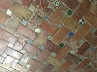 Tile Floor, Grenada, Spain