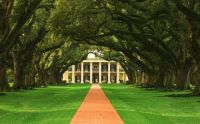 Historic Southern Plantation Home - A Different View