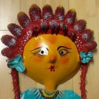 Beach doll from Mexico