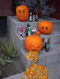 Gourds Don't Let Friends Drink!