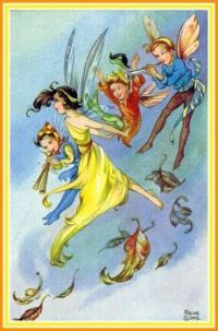The Wind Fairies (smaller size)