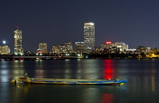 Boston on the Charles