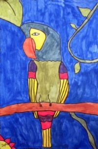 Sophie's tropical bird