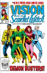 Vision and Scarlet Witch 8