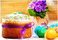 Easter Cake with Ribbons Free Image www wallpaperup com