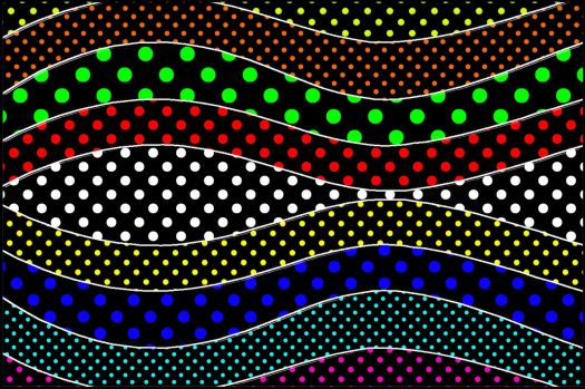 Dotty Waves