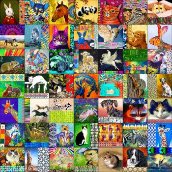 Furry Animals Puzzle