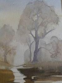 Mist and gloom