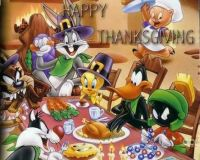 Looney Tunes Thanksgiving