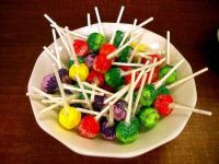 Bowl of Lollipops
