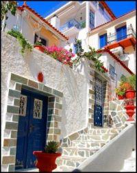 Steps in Spain