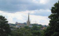 Norwich in September
