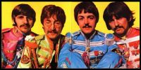 Sgt.Pepper photo shoot