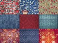 Red and Blue Textiles