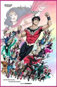 Transformative Power of Symbols (Variant Art) (DC Comics)