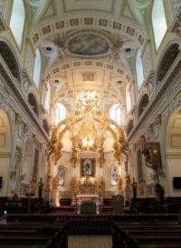 Notre-Dame de Québec  Interior