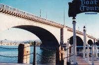 London Bridge Lake Havasu AZ USA
