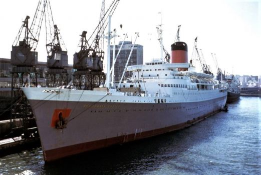 Pendennis Castle at Durban 1968
