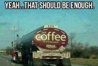 Caffeine, anyone?