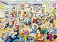 Best of British Fit 4 Nothing Gym Geoff Tristram