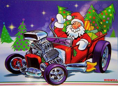 More fun than a sleigh