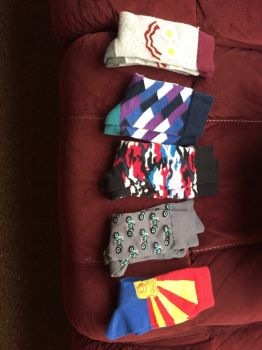 Colorful Socks, part 1