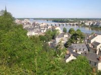The Loire at Samur France