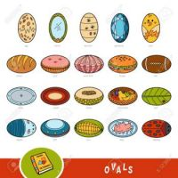 colorful-set-of-ovals