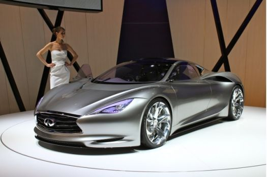 infiniti concept electric