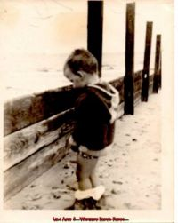 Yours Truly.....Aged 4.....