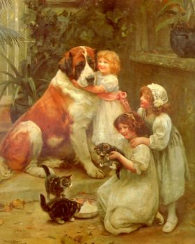 Family Favourites by Arthur John Elsley