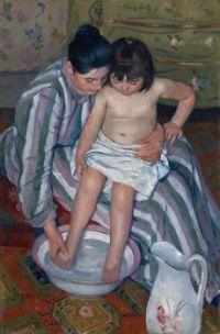 Child's Bath
