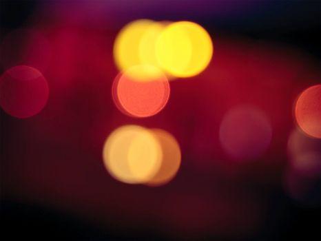 Red Light Blur
