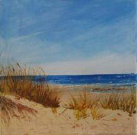Almost Deserted Beach