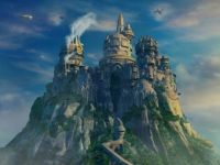 Final Fantasy Castle (Large)
