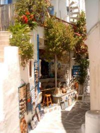 Paros-Myconos