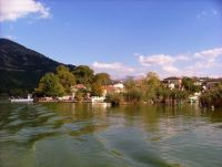 The Islet of Ioannina in Greece