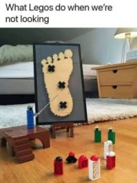 Basic Skills Training - Lego Style