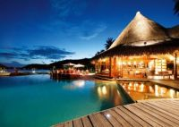 Bora Bora night