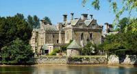 Palace House Mill pond, Beaulieu, Brockenhurst, Hampshire