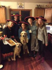 Sweet Mexican Doggies,  Friends of Covie Canadian