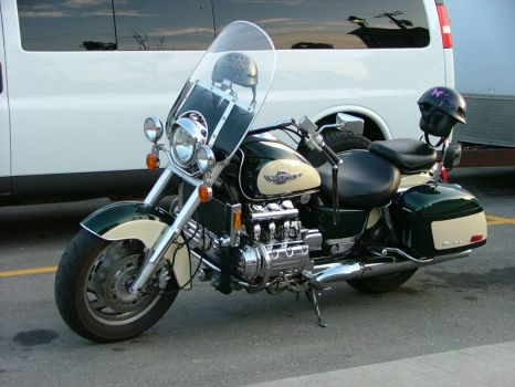 Vintage Motorcycle at 2014 Historic 27 Car Show
