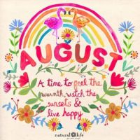 August 2
