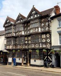 Feathers Hotel Ludlow Shropshire UK